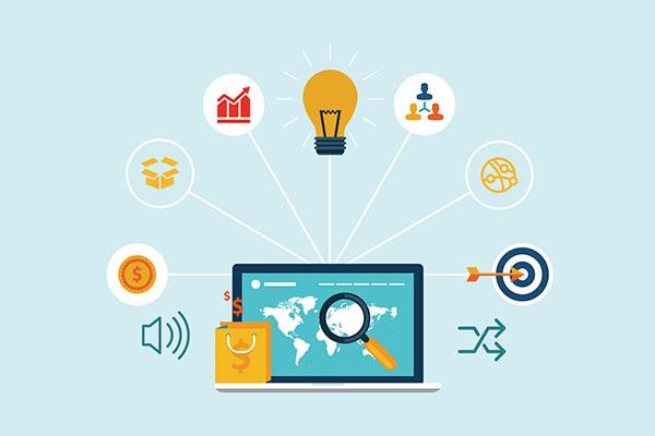 浅谈企业进行营销型网站建设的四大趋势